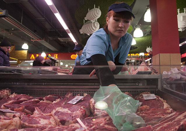 从蒙古国进口马肉