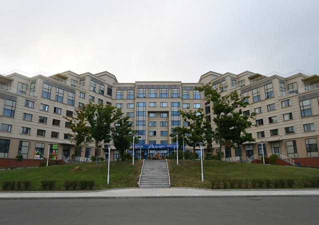 远东联邦大学校园