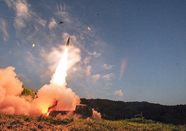 美常驻联合国代表:美国拒绝在朝鲜半岛实施双暂停