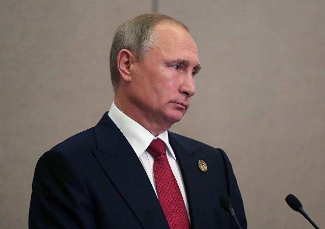 普京:俄罗斯与朝鲜的贸易额几乎为零
