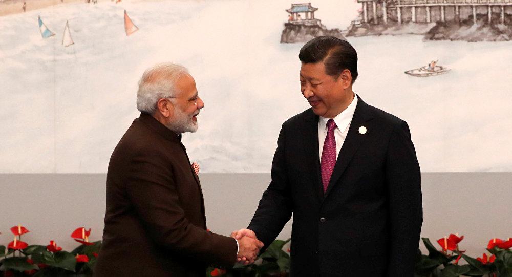 中印邊界對峙妥善解決的背後原因