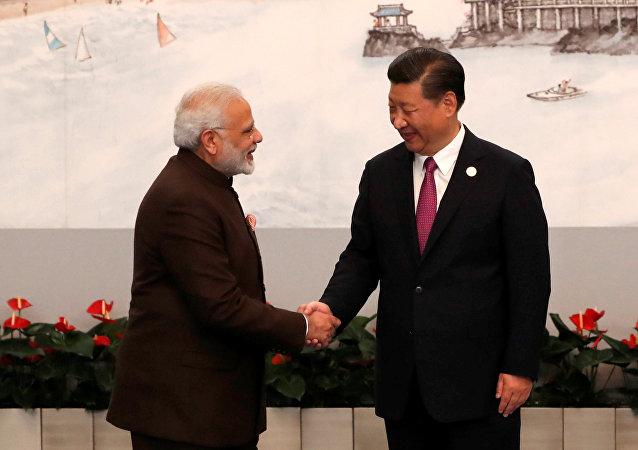 中印边界对峙妥善解决的背后原因