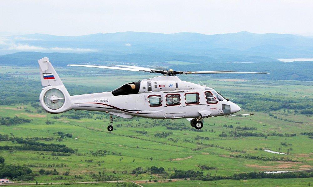 卡-62直升机