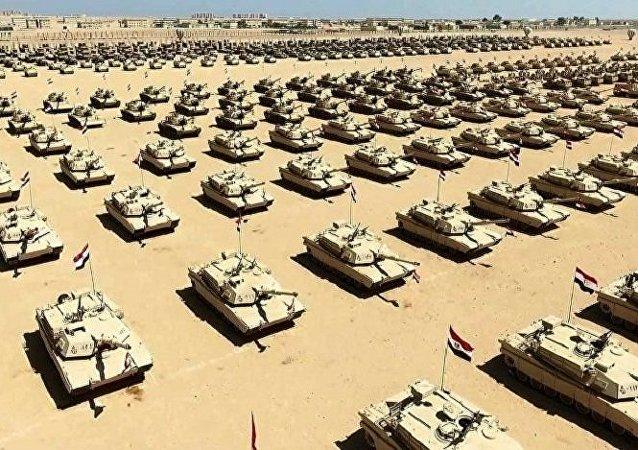 中东大型军事基地穆罕默德·纳吉布基地