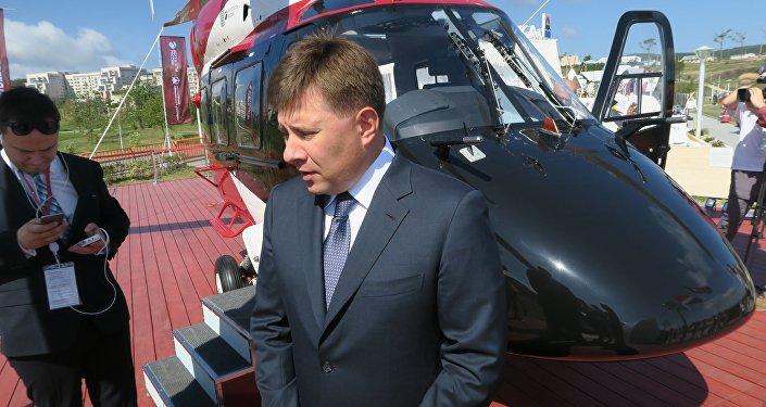 俄羅斯直升機公司總經理:2030年前將生產約200架俄中合研直升機