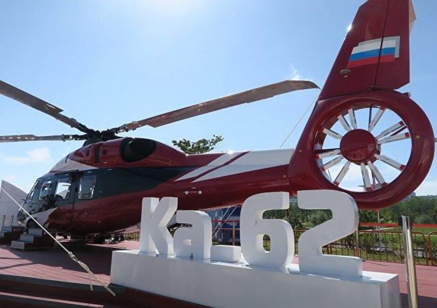 俄卡-62直升机