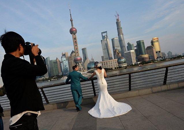 上海成为最受外国游客欢迎的中国城市