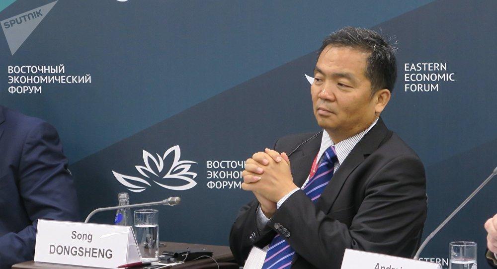 中国电建国际公司总经理 宋东升