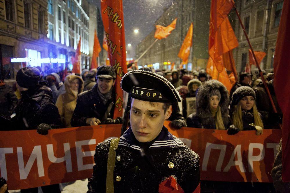 俄罗斯人瓦连京·叶戈尔申的《往昔面容》