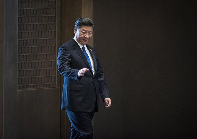 習近平在京舉行儀式歡迎金正恩訪華