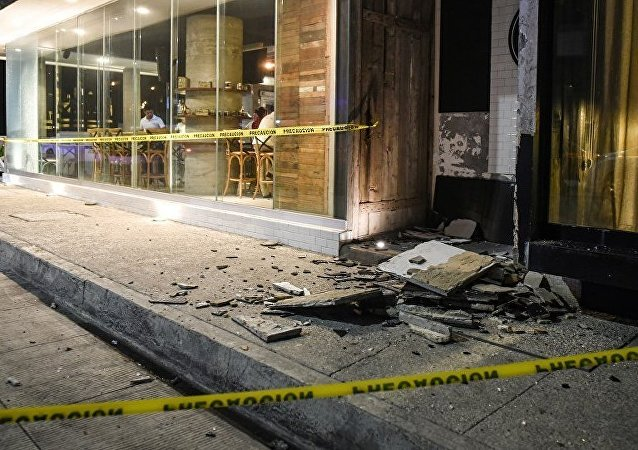墨西哥首都及一些地区学校将因地震停课