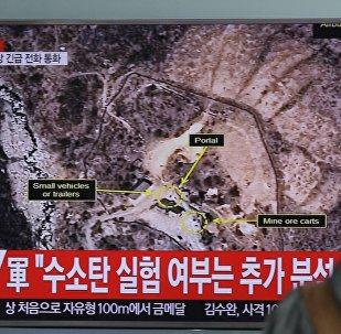 韩国国家情报院:朝鲜年底前或研发出洲际弹道导弹