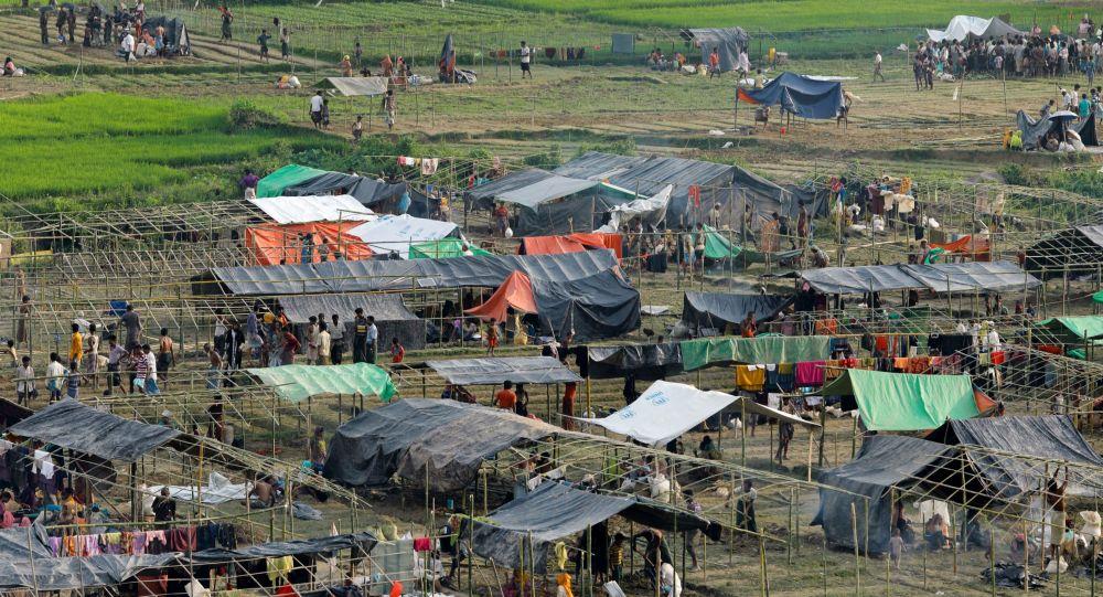 联合国:两周内已有27万人逃离缅甸