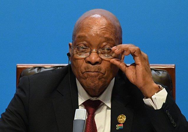 南非总统解释说非国大在地方选举中失败是使了巫术
