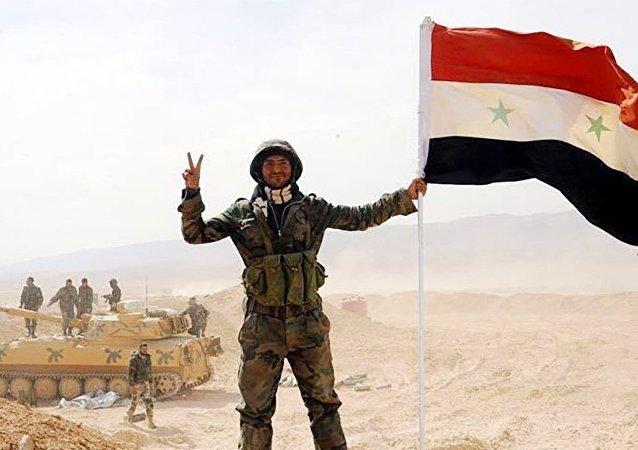 叙利亚军突破代尔祖尔空军基地封锁