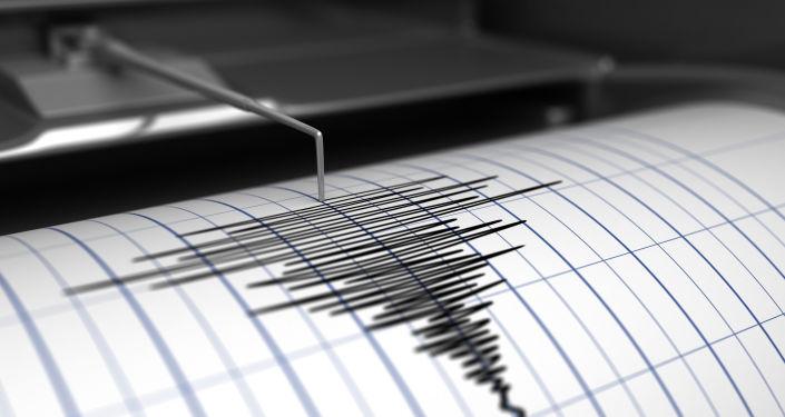 墨西哥海岸发生5.7级地震