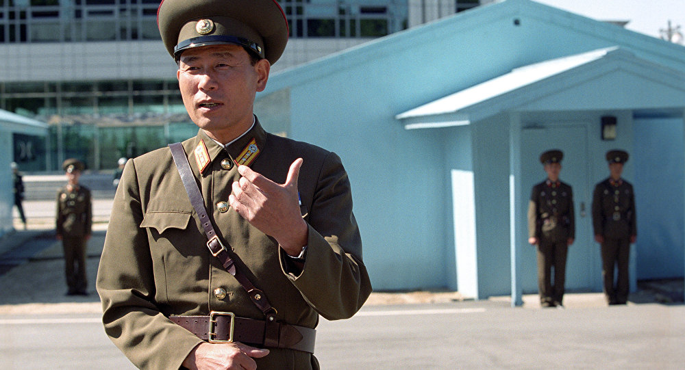 俄外交部代表处:朝鲜边防军已释放被扣押俄游艇