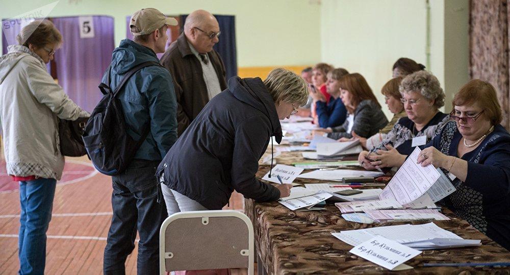 俄非议会反对派在莫斯科市议会选举中获得15%的席位