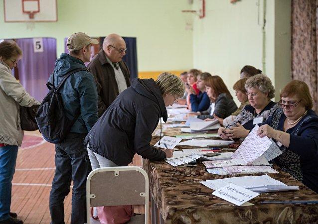 俄中央选举委员会邀请国际专家观察俄罗斯2018大选