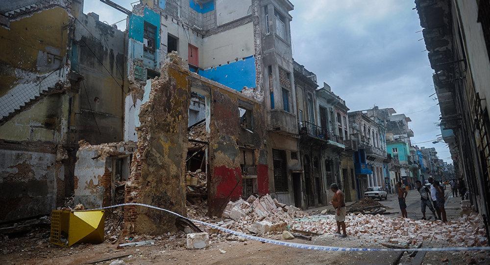 飓风后果 (古巴)