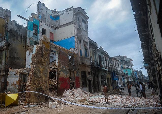 颶風後果 (古巴)