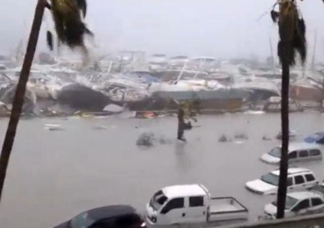 伊尔玛飓风