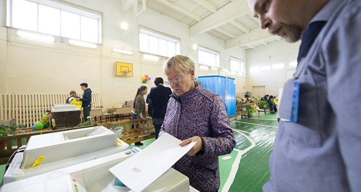 外国专家对俄各地选举组织情况予以积极评价