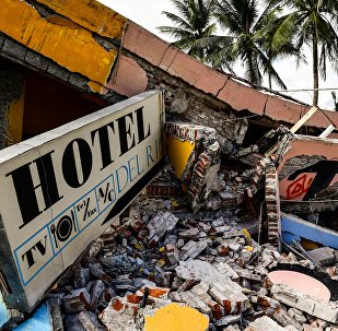 墨西哥地震