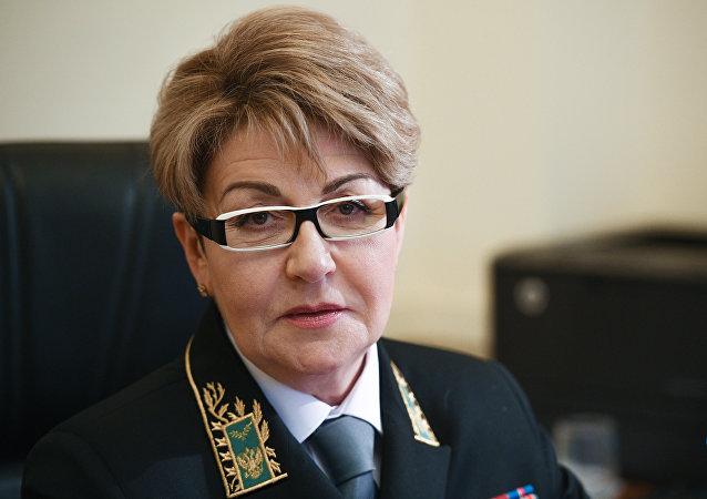 俄罗斯外交部特使、前常驻联合国教科文组织代表米特罗法诺娃