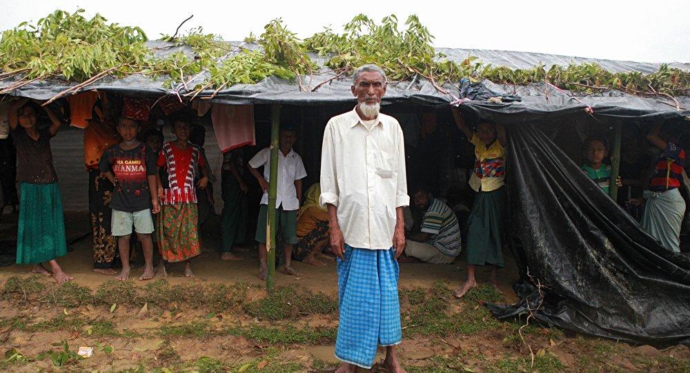 孟加拉国当局11月15日启动缅甸罗兴亚人难民遣返工作