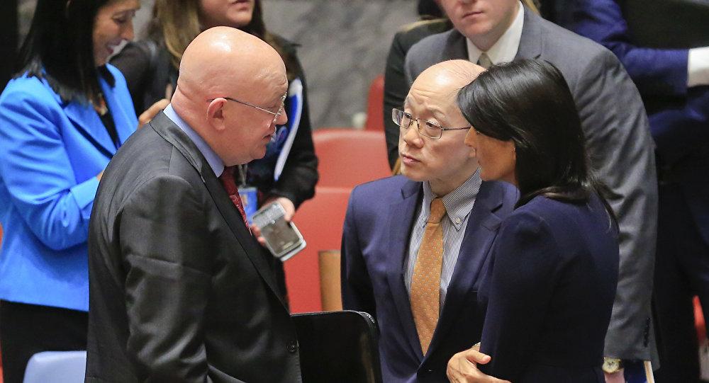 华媒:中俄应向美韩提四项要求