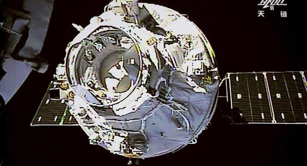 西伯利亚专家将在中国空间站进行实验