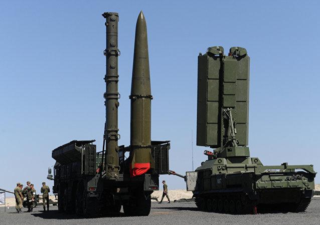 土耳其向俄贷款购买S-400防空导弹系统