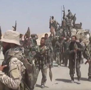 叙军队在代尔祖尔进城要道击破达伊莎防御