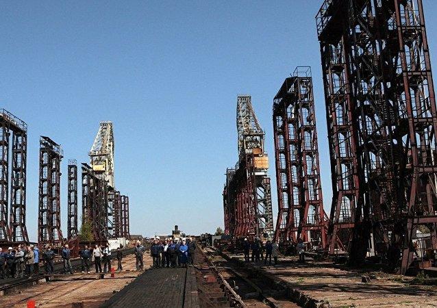 俄楚科奇漂浮核电站发电机组的综合测试将于2018年底举行