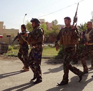 伊拉克库尔德自由斗士