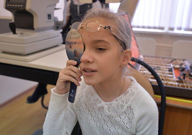 俄眼科医生解释为何男女看颜色会不同?