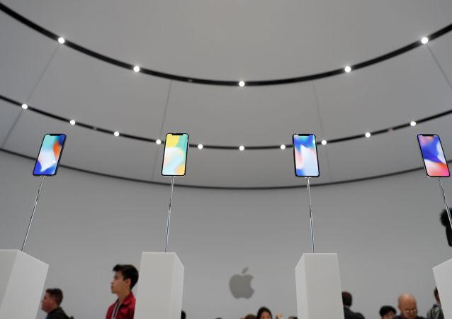 iPhone X手机