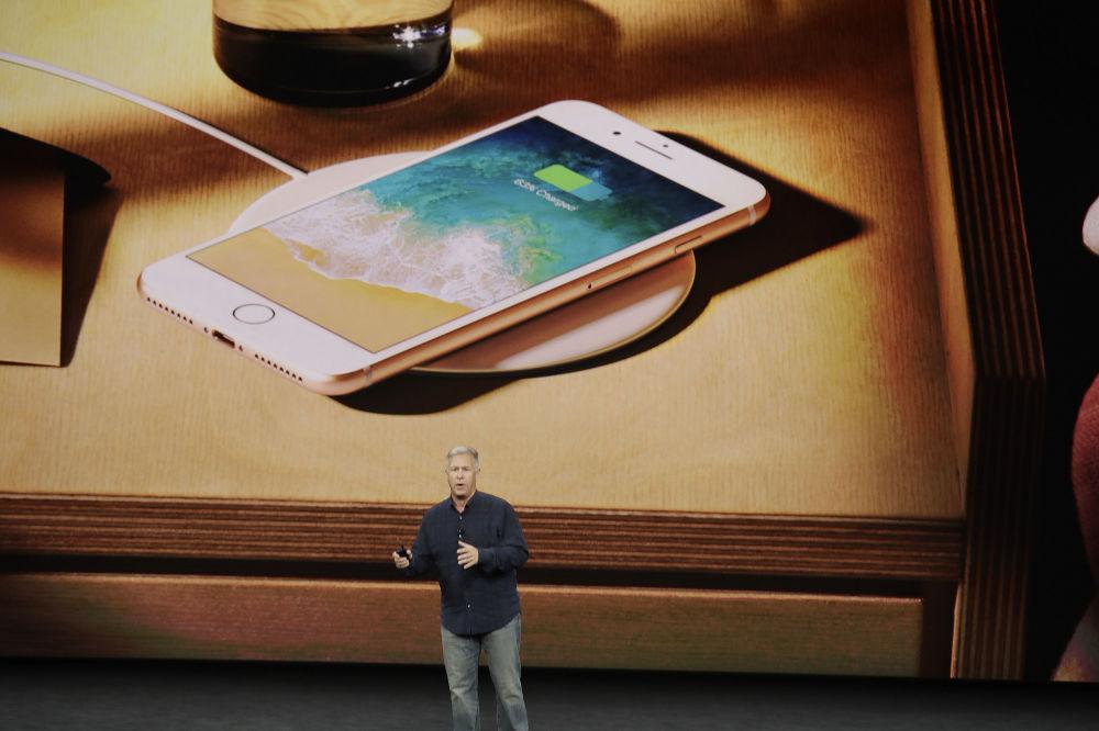 蘋果在加州召開新品發佈會