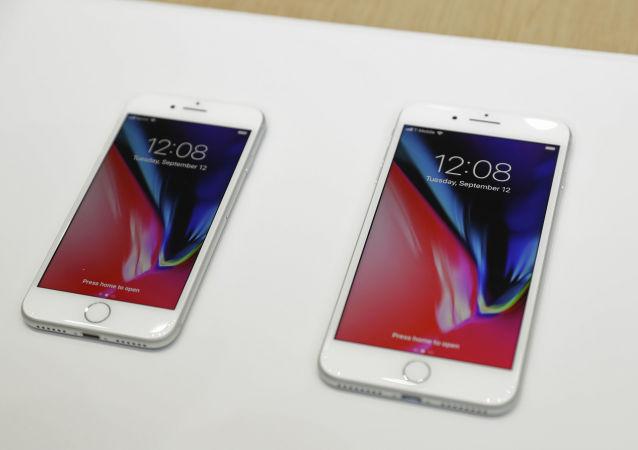 iPhone 8 和 iPhone 8 Plus