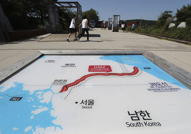 韩朝就首脑会谈的具体安排达成最终协议