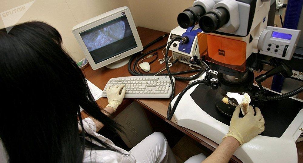 科学家首度培育出骨组织