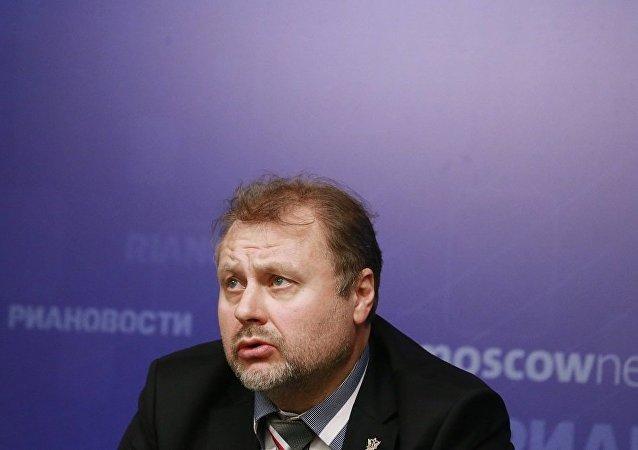 俄联邦处罚执行局副局长奥列格·科尔舒诺夫