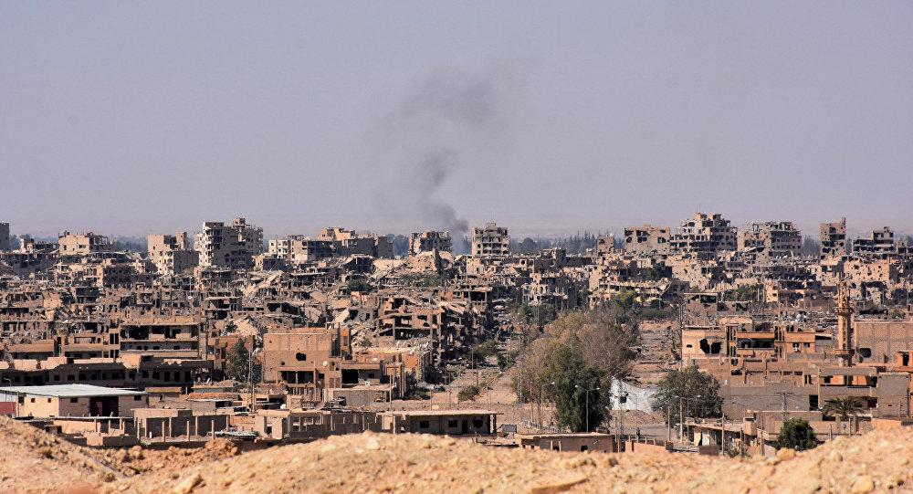 俄联邦总参谋部长批评美国及其盟友在俄罗斯进入叙利亚作战前的行动