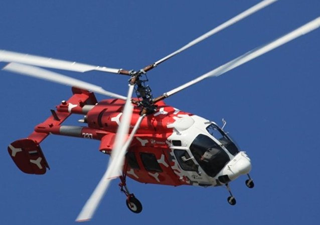 卡-226T直升机在伊朗极端温度下成功进行测试