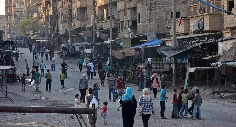 俄外长与美国务卿讨论叙利亚冲突调解问题