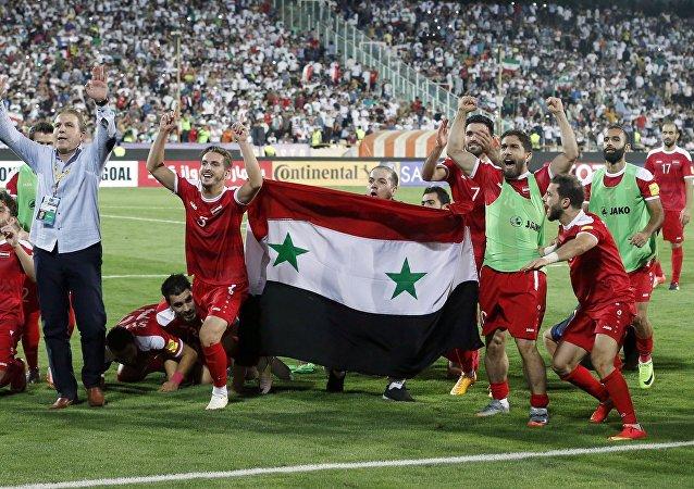 """叙利亚将在马来西亚""""主场""""迎战澳大利亚"""