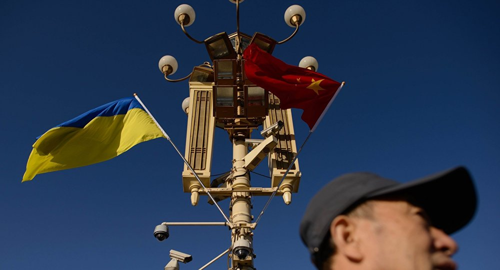 乌克兰副外长与中国大使讨论抗击新冠病毒和取消签证问题