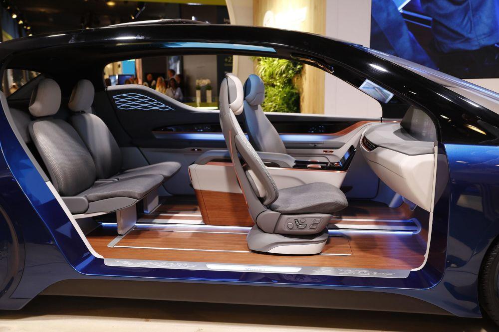 中国延锋汽车饰件系统有限公司(Yanfeng Automotive)制造的汽车座位