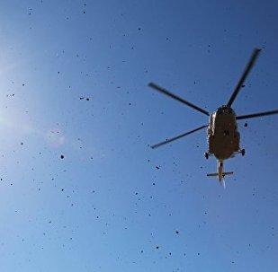 俄首次出口米-171А2型直升機